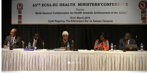 65th Health Ministers Conference