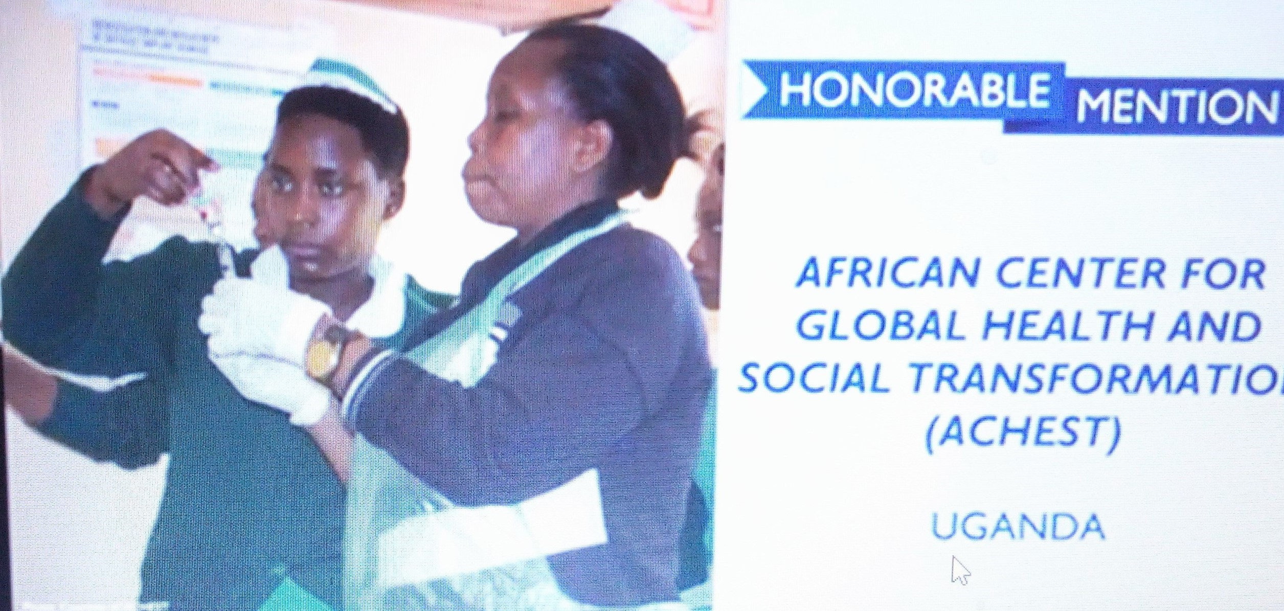ACHEST Recognized in the Health Workforce Resilience Awards